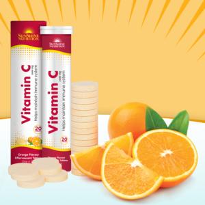 Sunshine Nutrition Effervescent Benefits